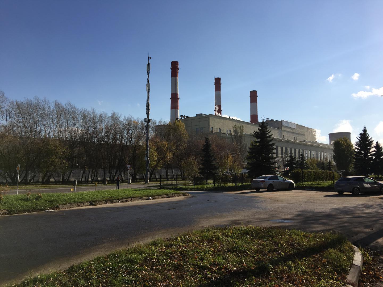 Теплоэлектроцентраль №16