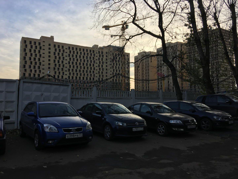 """Узкие бизнес-окна ЖК """"Хорошевский"""""""
