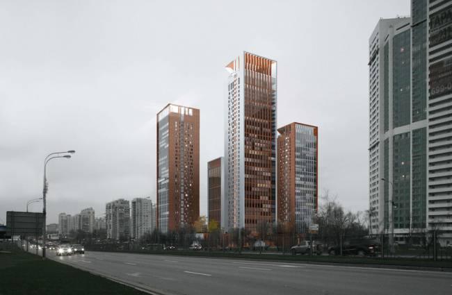Российский проект «Vander Park»