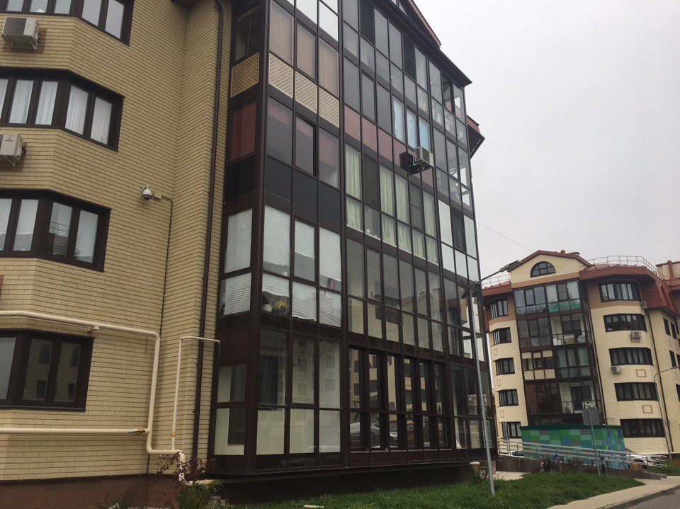 Балконы в ЖК «Западное Кунцево»