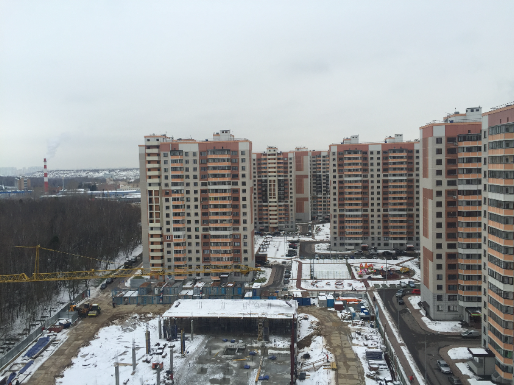 ЖК «Ольгино Парк» от застройщика ГВСУ «Центр»