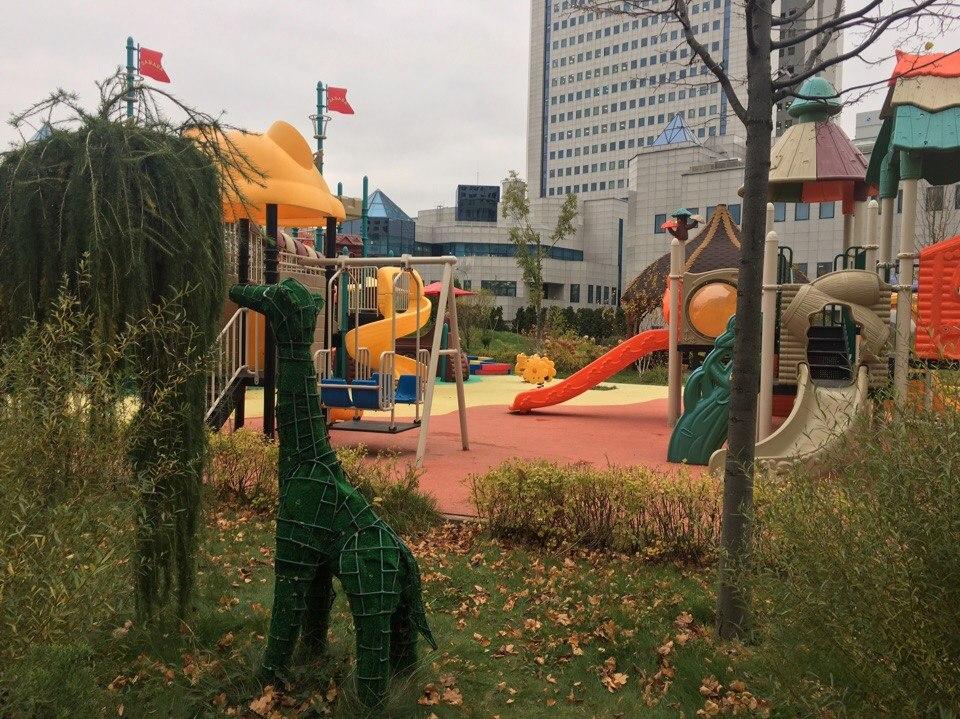 ЖК розмарин: детская площадка