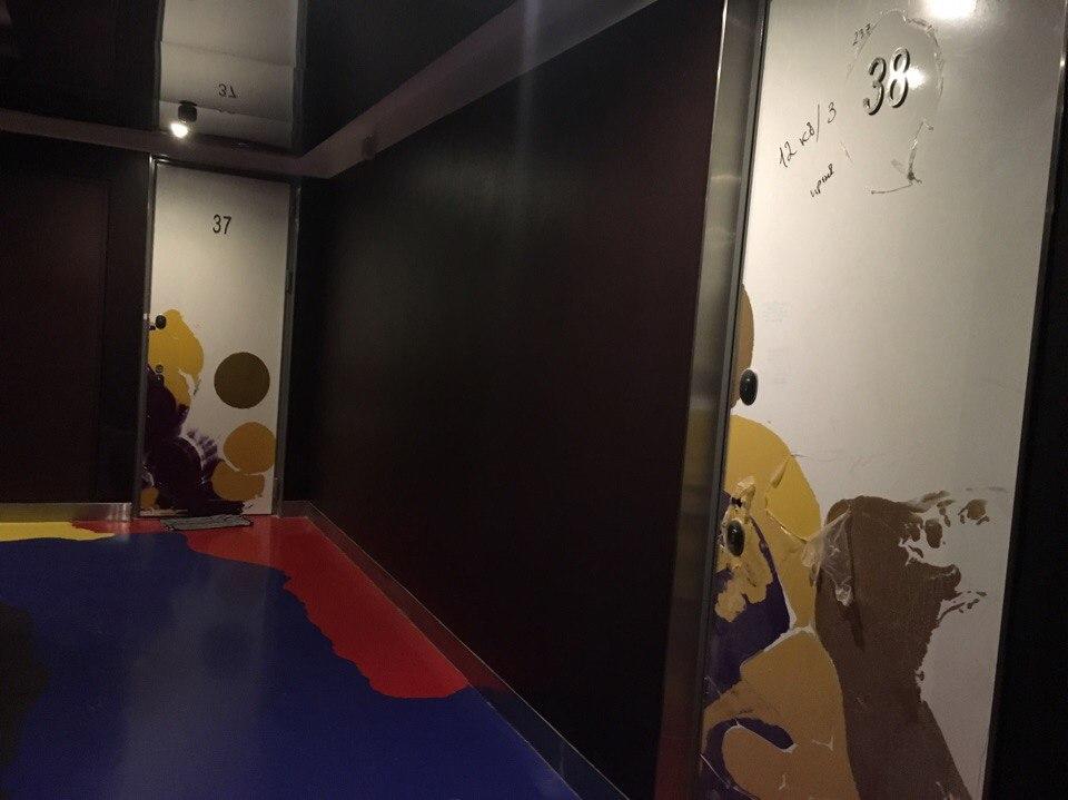 этажи ЖК ART