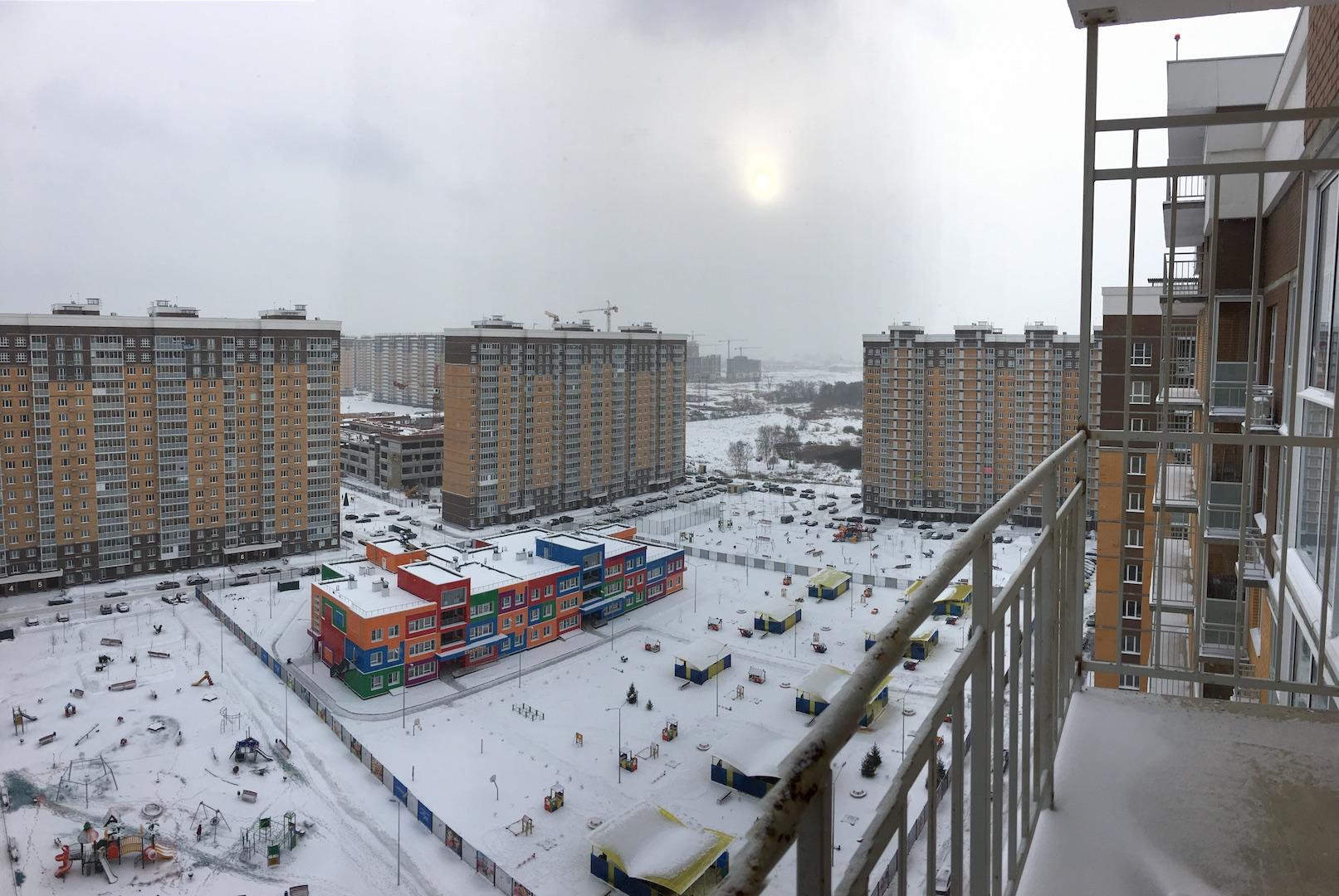 """Детский сад на территории ЖК """"Люберцы 2015"""""""