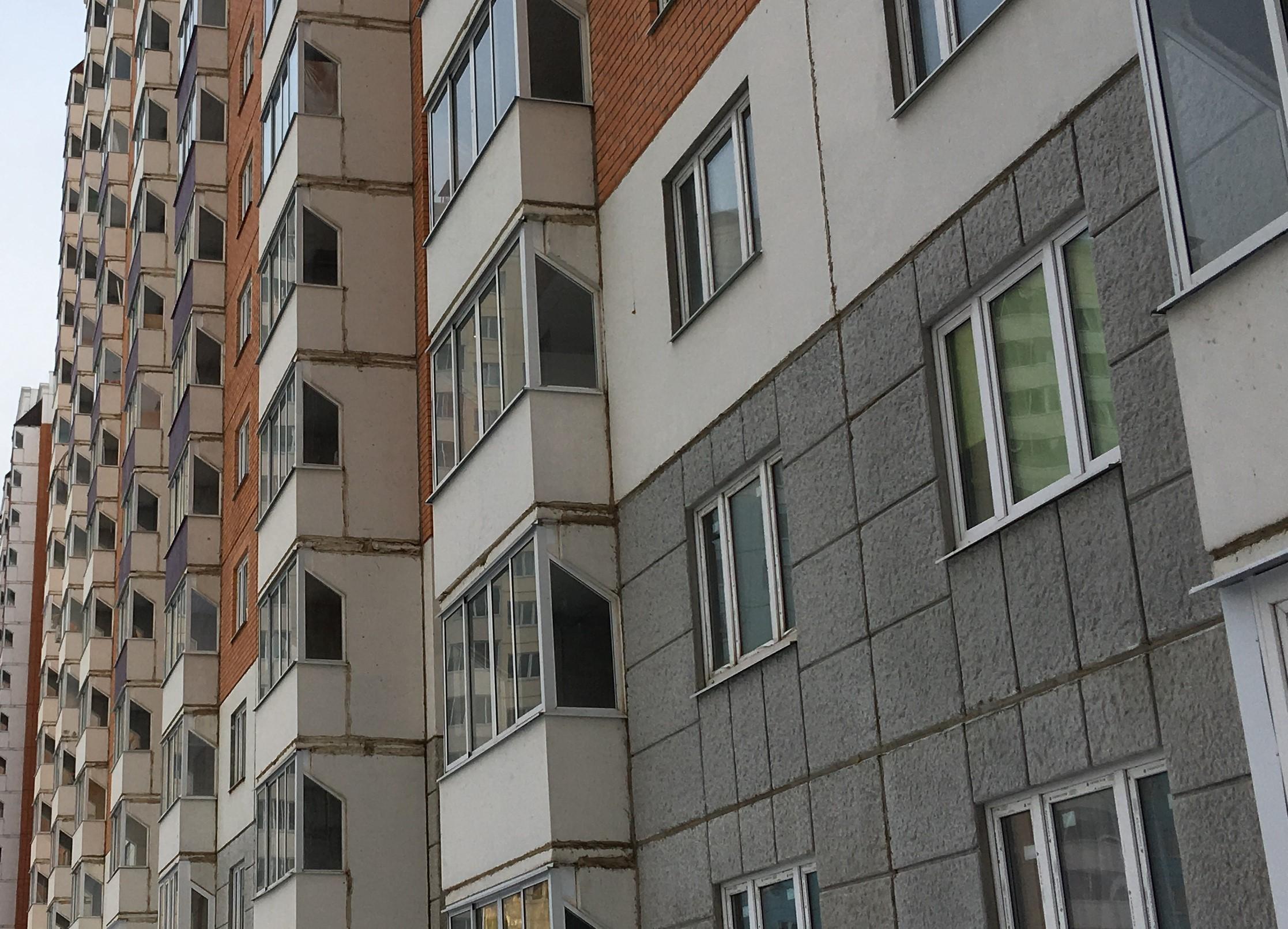 """ЖК """"Домодедово Парк"""" (дом серии 349-ПДШ)"""
