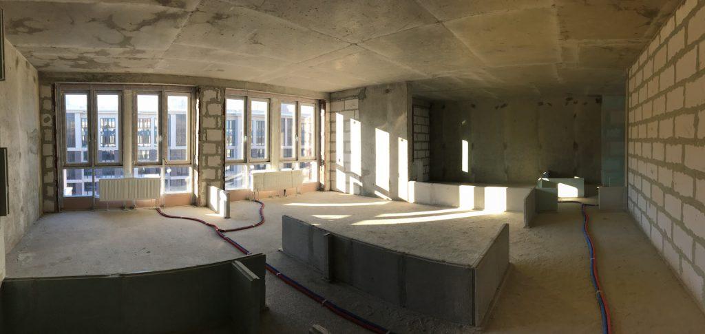 """Ажурные решетки на технических балконах ЖК """"Наследие"""""""
