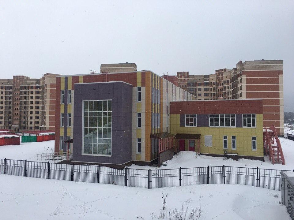 """садик ЖК """"Ново-Никольское"""""""
