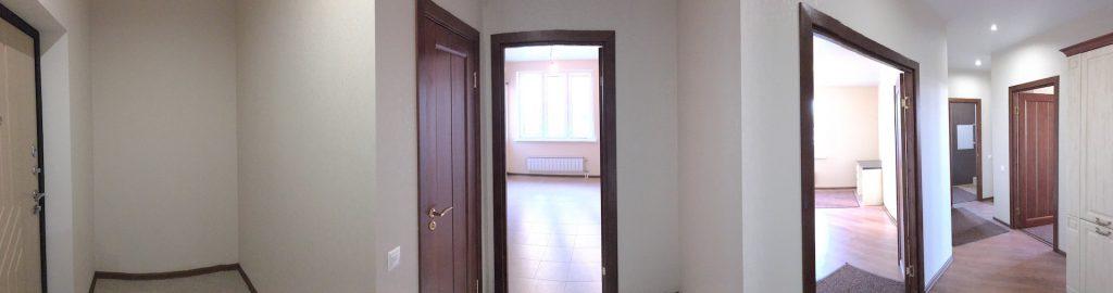 """Квартира с отделкой в ЖК """"Сколковский"""""""