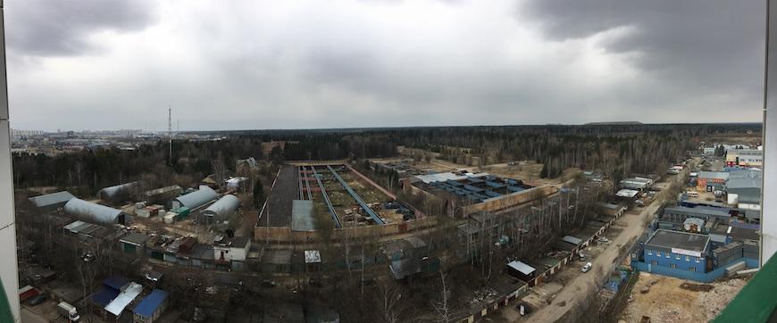 """Стрельбище рядом с ЖК """"Олимпийский"""""""
