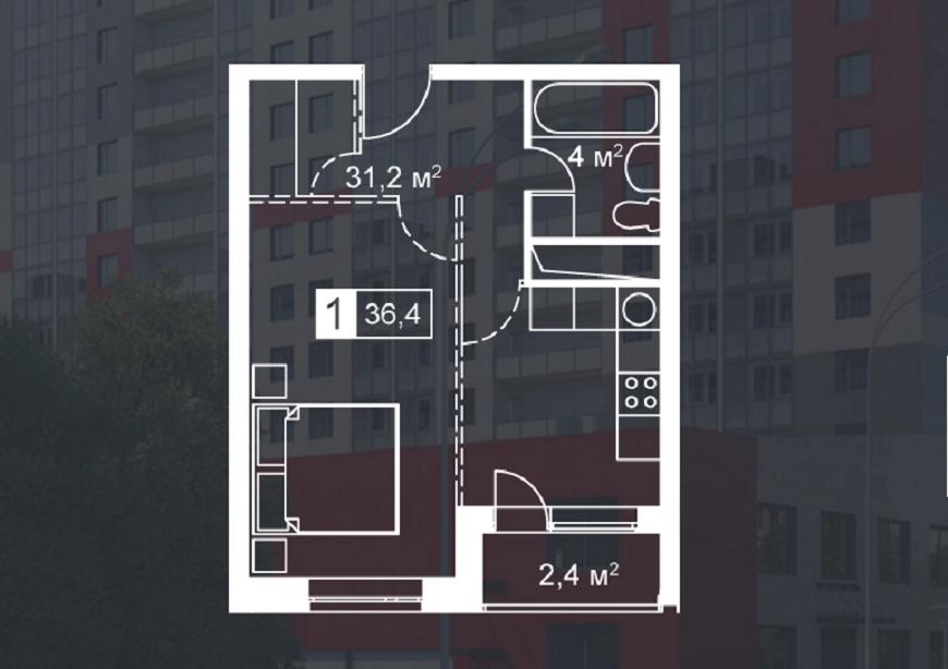 планировки жк Атмосфера
