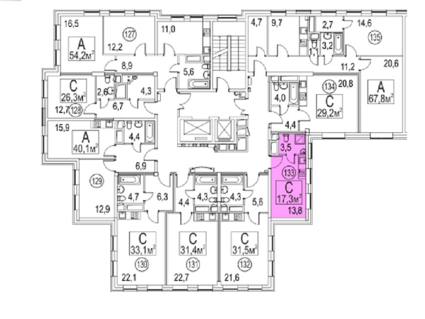этаж золоторожский