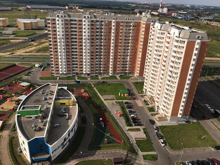 двор Некрасовка